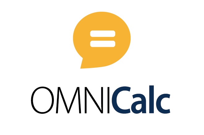OMNICalc Web Calculators